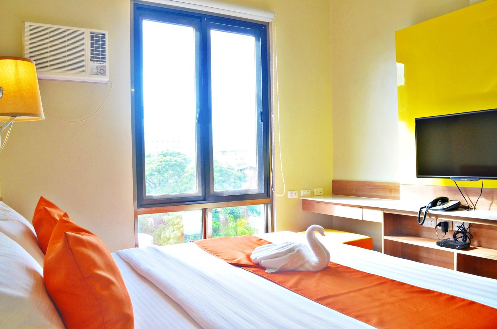 Be Hotel Cebu Room Rates